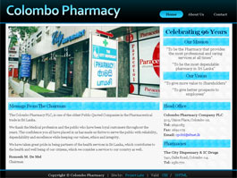 Colombo Pharmacy PLC PLC