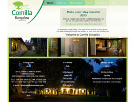 Comilla Bungalow - Holiday Bungalow in Sri Lanka