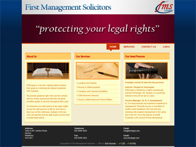 First Management Solicitors - UK