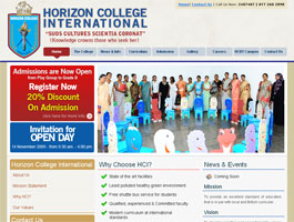 Horizon College International