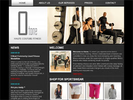 Otone Fitness (Pvt) Ltd