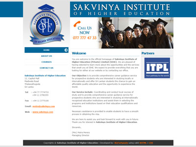 Sakvinya Institute of Higher Education