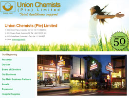 Union Chemists (Pte) Ltd