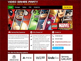 Video Games Party | UK